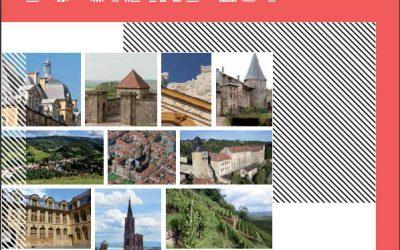Les villes et pays d'art et d'histoire du Grand Est